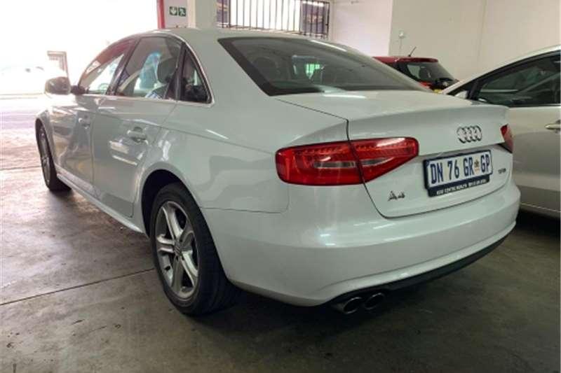 2015 Audi A4 A4 1.8T 88kW S