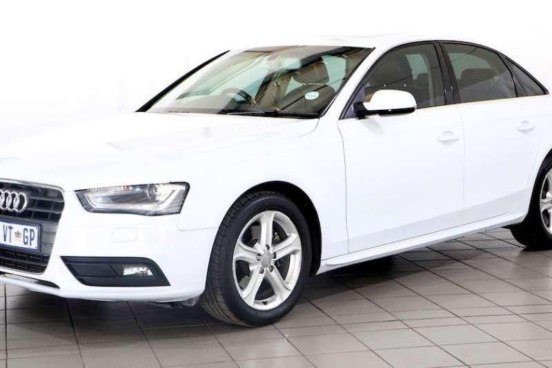 Audi A4 1.8T A/T 2015