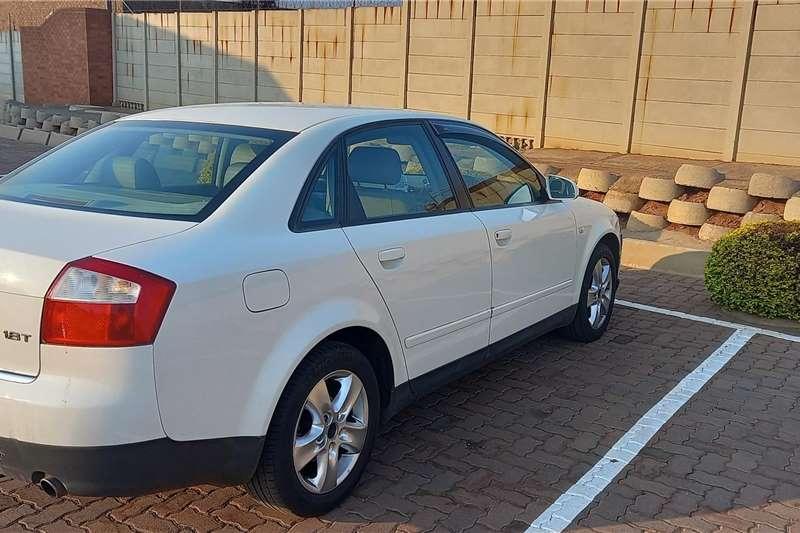 Used 2005 Audi A4
