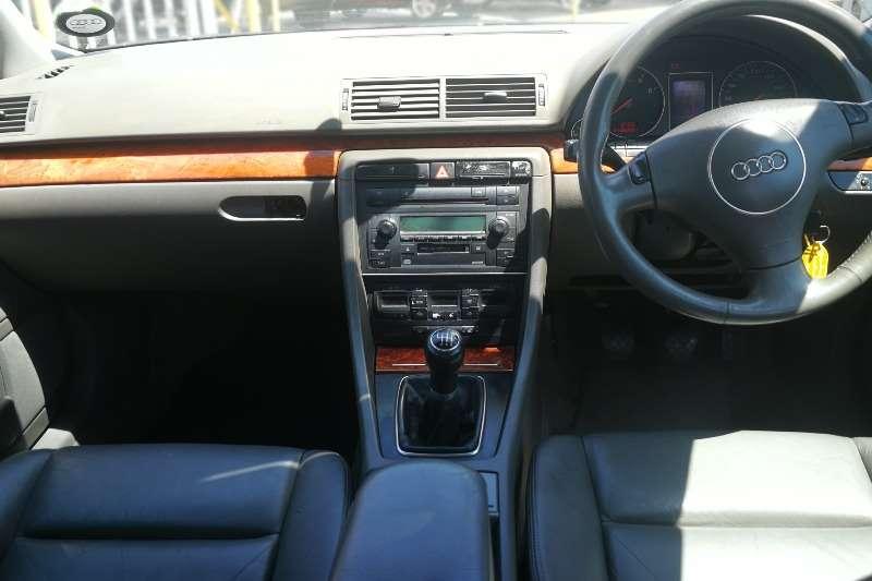 Audi A4 1.8T Ambition 2005