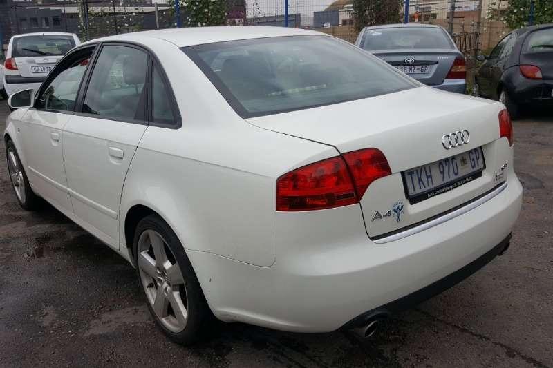 Audi A4 1.8T Ambition 2007