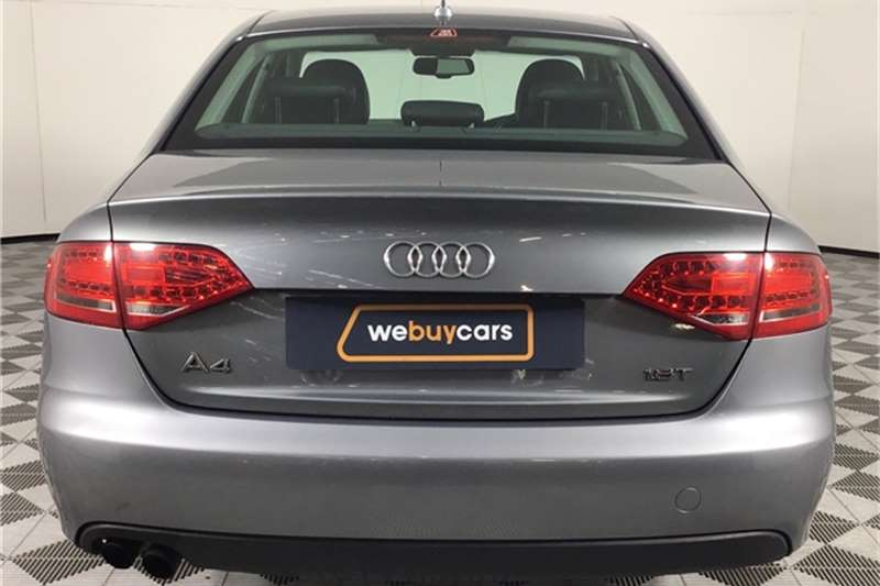 Used 2009 Audi A4 1.8T Ambition