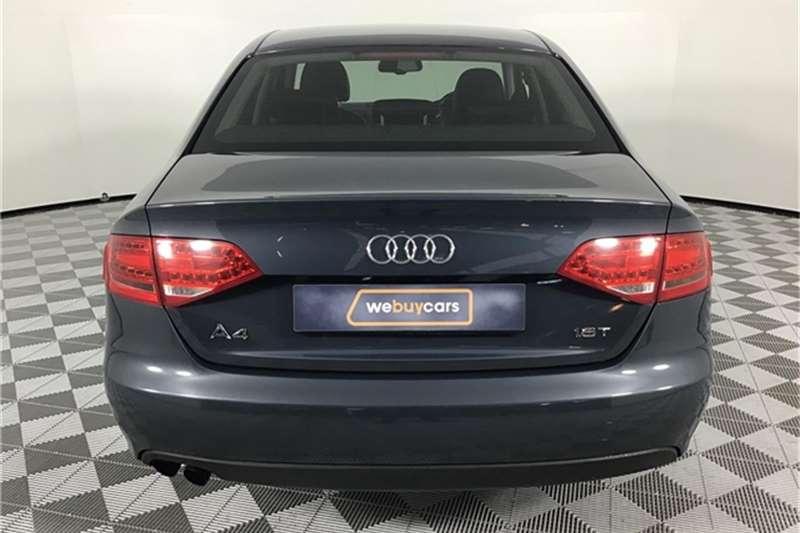 Audi A4 1.8T Ambition 2010
