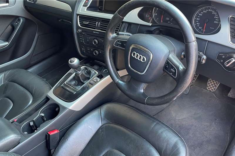 Used 2010 Audi A4 1.8T Ambition