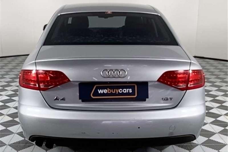 2010 Audi A4 A4 1.8T Ambition