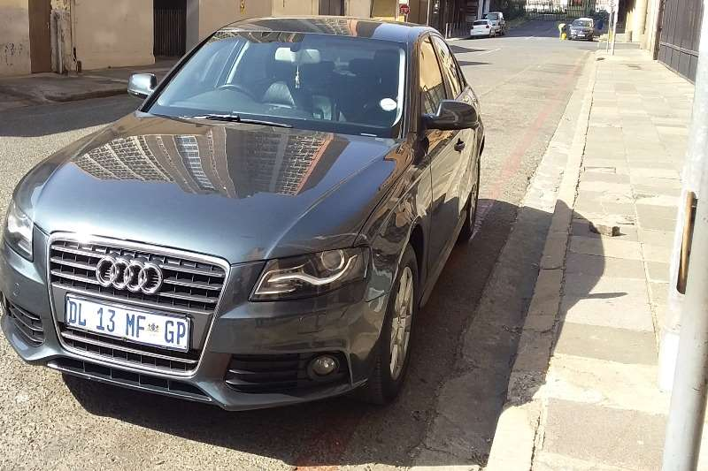 Used 2011 Audi A4 1.8T Ambition