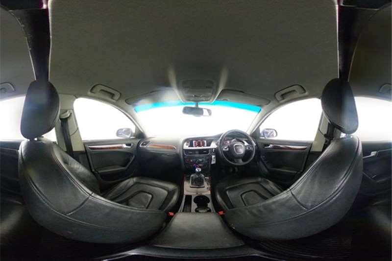 2011 Audi A4 A4 1.8T Ambition
