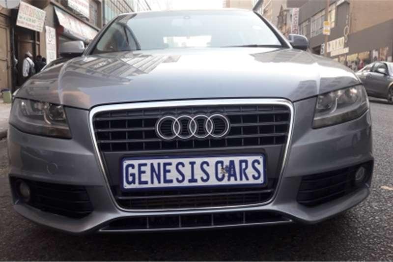 Audi A4 1.8T Ambition 2012