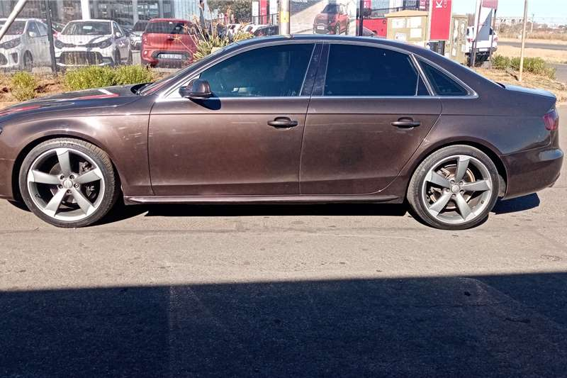 Used 2012 Audi A4 1.8T Ambition