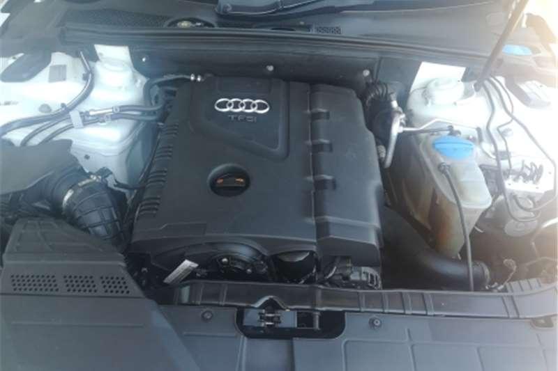 Audi A4 1.8T Ambition 2013