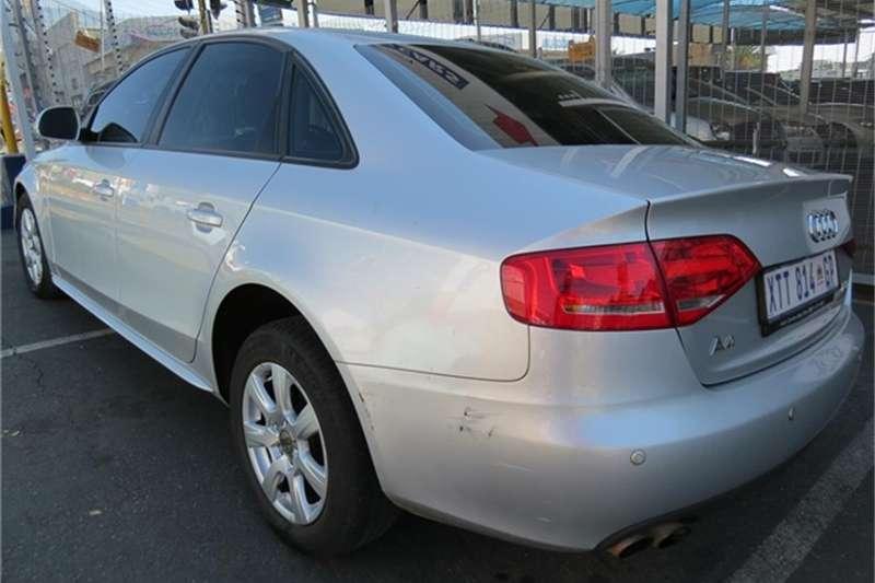 Audi A4 1.8T AMBITION (B8) 2008