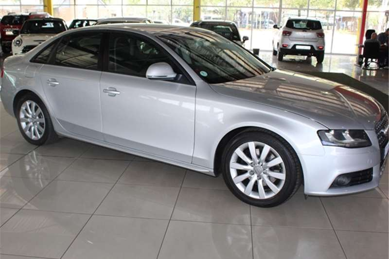 Audi A4 1.8T Ambition multitronic 2008