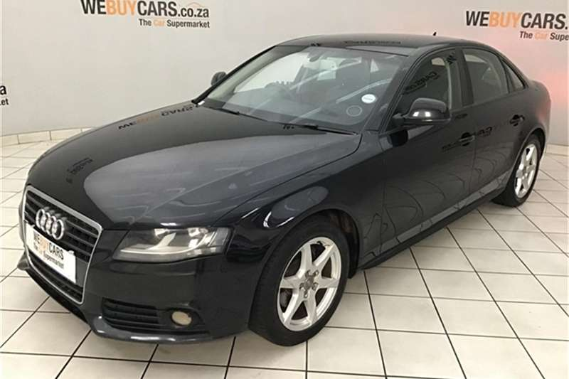 Audi A4 1.8T Ambition multitronic 2008