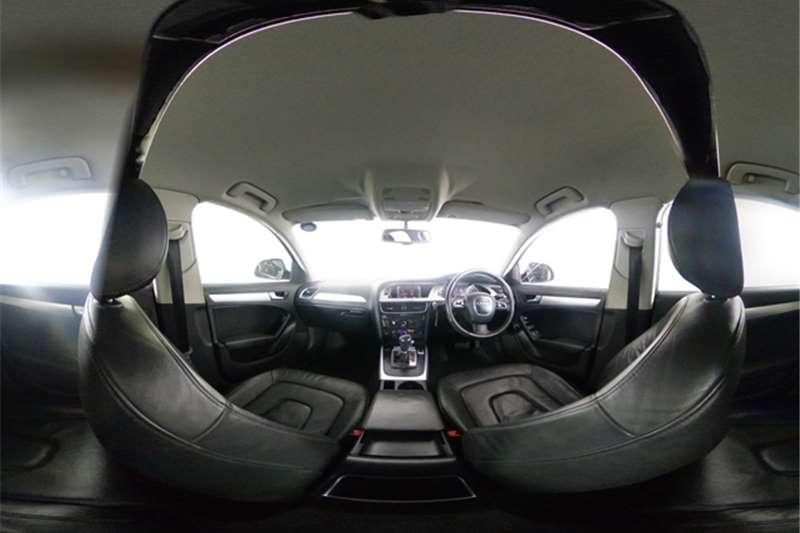 Used 2008 Audi A4 1.8T Ambition multitronic