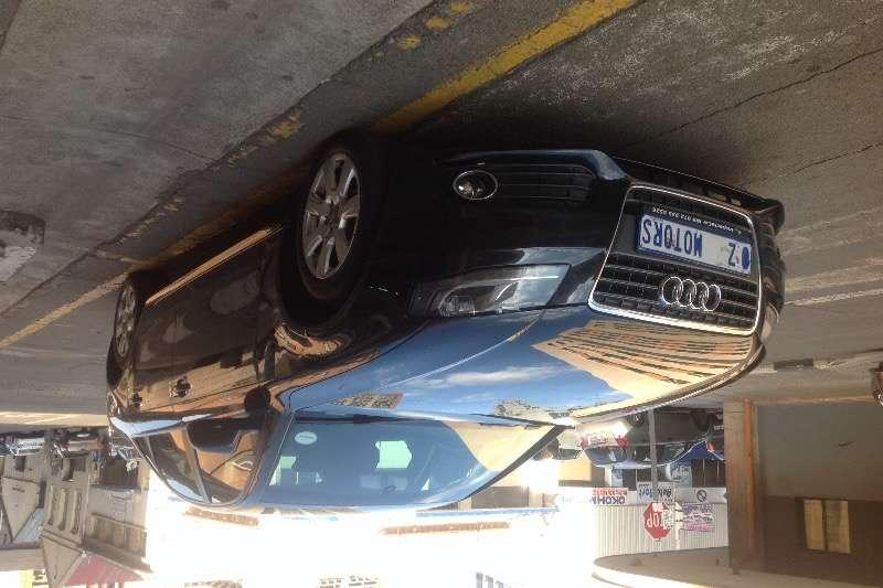 Audi A4 1.8T Ambition multitronic 2009