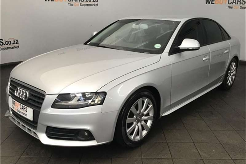 Audi A4 1.8T Ambition multitronic 2009