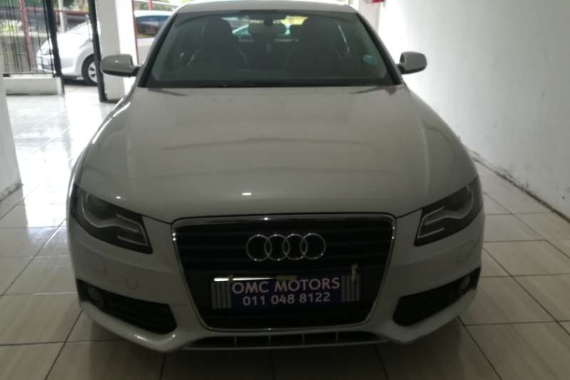 Audi A4 1.8T Ambition multitronic 2010
