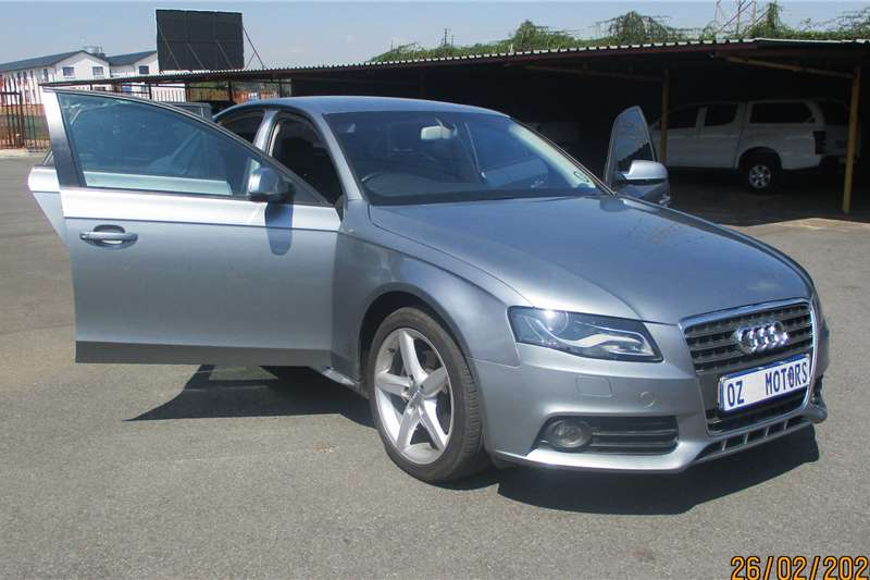 Audi A4 1.8T Ambition multitronic 2010