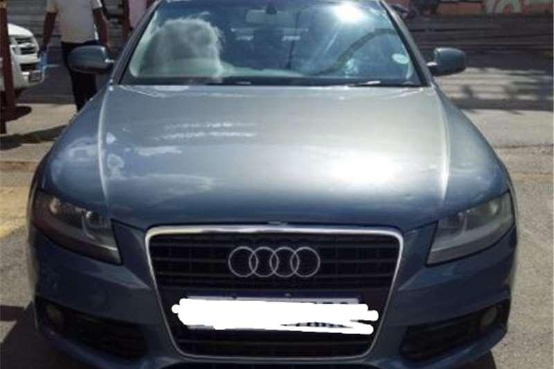 Used 2010 Audi A4 1.8T Ambition multitronic