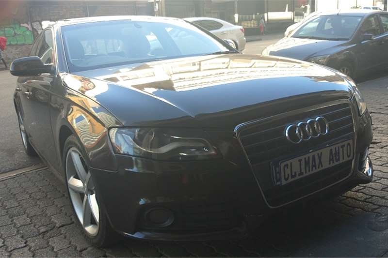 Audi A4 1.8T Ambition multitronic 2011