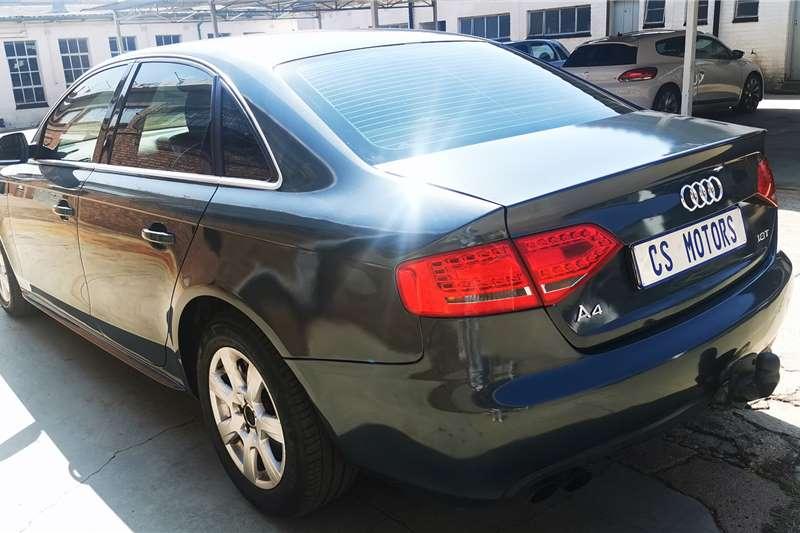 Audi A4 1.8T Ambition multitronic 2011