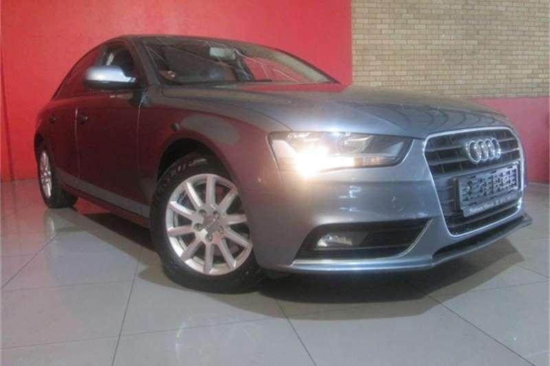 Audi A4 1.8T Ambition multitronic 2012