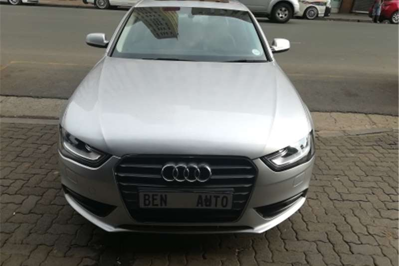 Audi A4 1.8T Ambition multitronic 2013