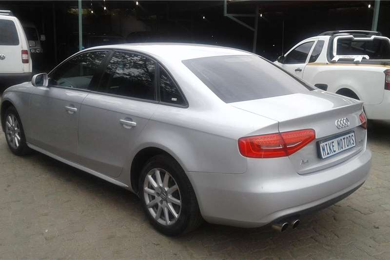 Audi A4 1.8T Ambition multitronic 2013