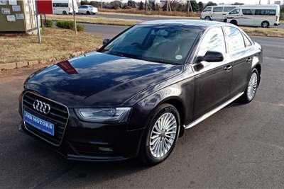 Used 2013 Audi A4 1.8T Ambition multitronic