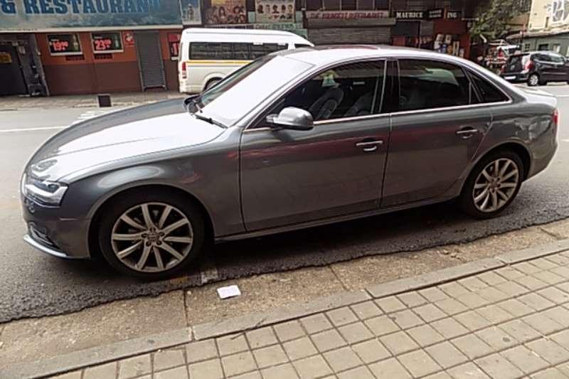 Audi A4 1.8T Ambition multitronic 2014