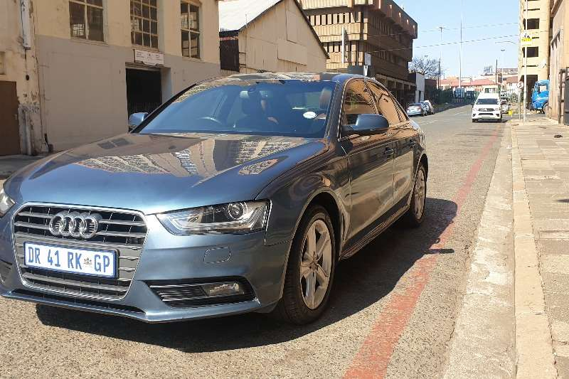 Audi A4 1.8T Ambition multitronic 2015