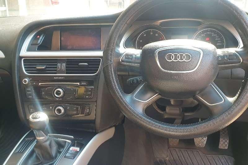Audi A4 1.8T Ambition multitronic 2015