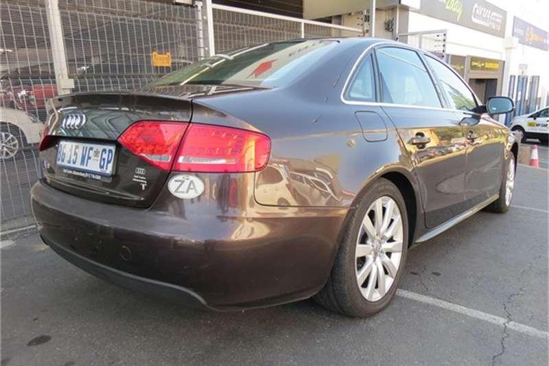 Audi A4 1.8T AMBITION MULTITRONIC (B8) 2011