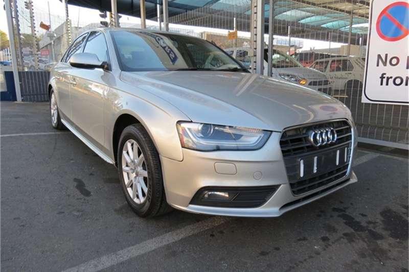 Audi A4 1.8T AMBITION MULTITRONIC (B8) 2012