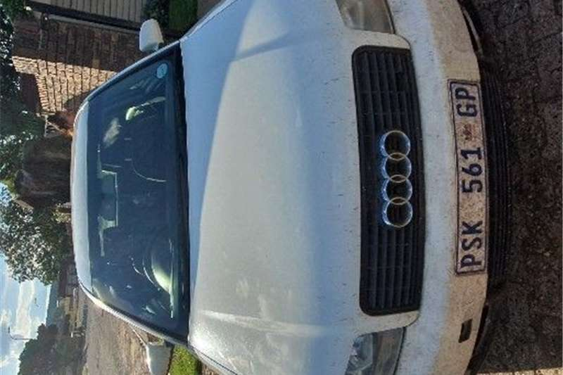 Audi A4 1.8T Attraction 2004