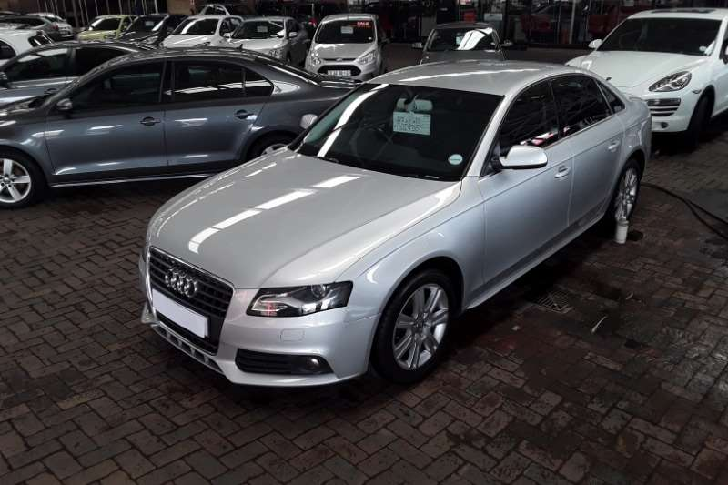 Audi A4 1.8T Attraction 2011