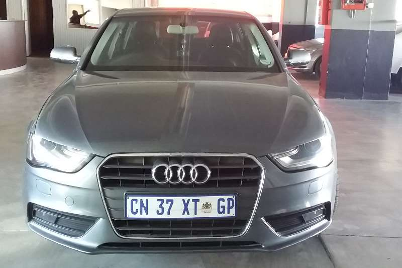 Audi A4 1.8T Attraction 2013