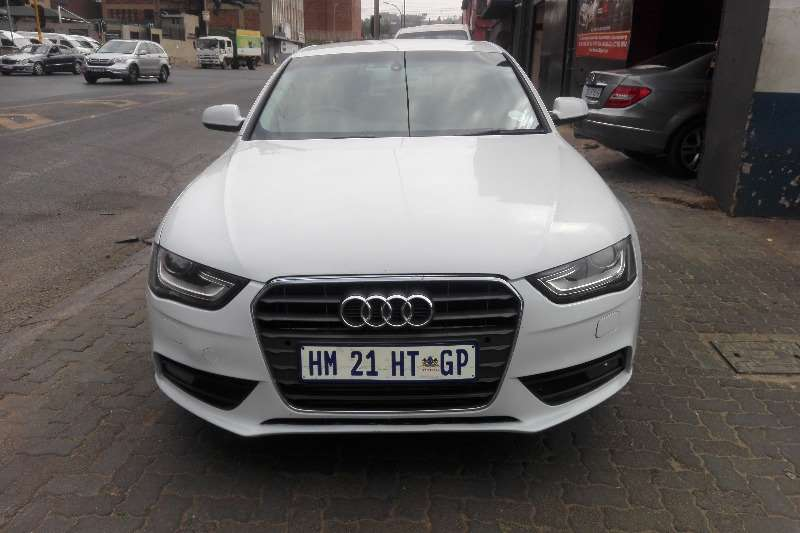 Audi A4 1.8T Attraction 2015