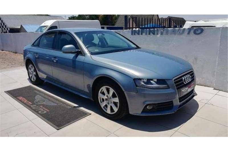 Audi A4 1.8T Attraction Auto 2009
