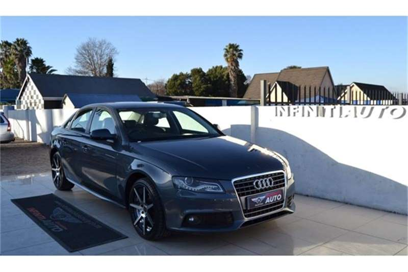 Audi A4 1.8T Attraction Auto 2010
