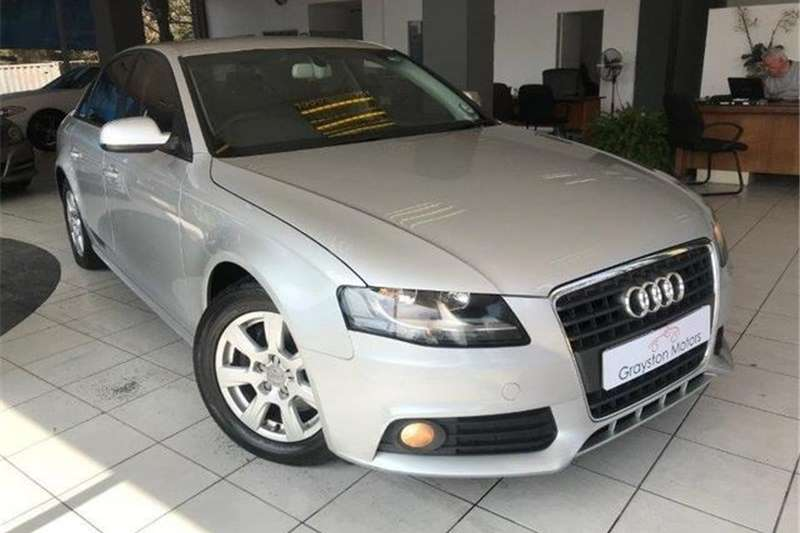 Audi A4 1.8T Attraction Auto 2011