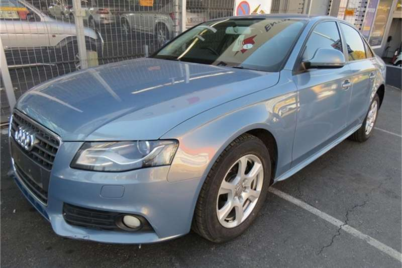 Audi A4 1.8T ATTRACTION (B8) 2009