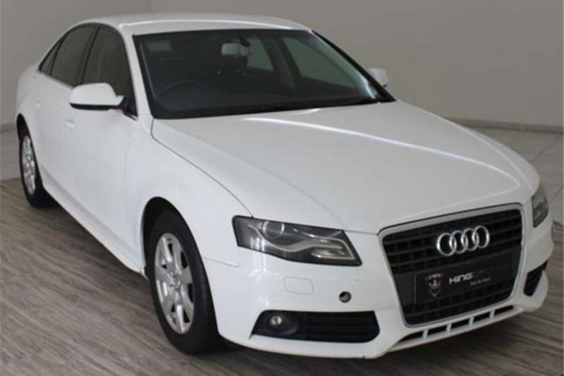 Audi A4 1.8T ATTRACTION MULTI (B8) 2010