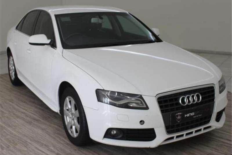 Audi A4 1.8T ATTRACTION MULTI (B8) 2010
