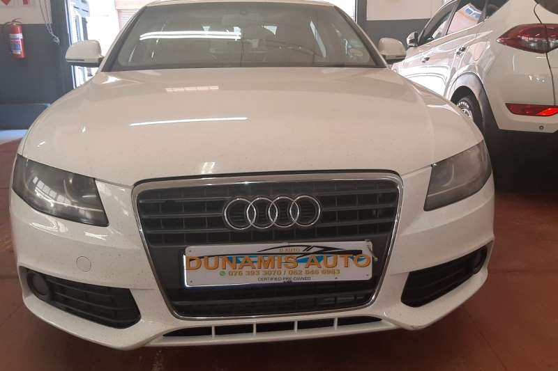 Used 2008 Audi A4 1.8T Attraction multitronic