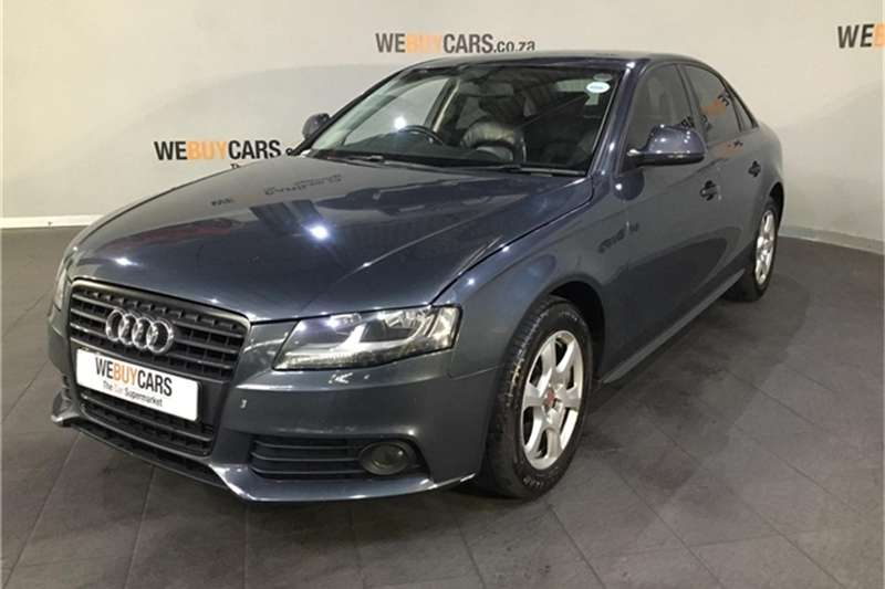 Audi A4 1.8T Attraction multitronic 2009
