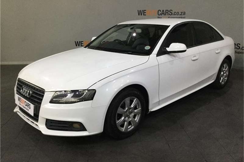 Audi A4 Cars for sale in Western Cape | Auto Mart