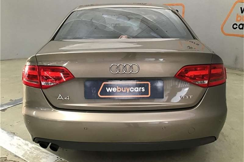 Audi A4 1.8T Attraction multitronic 2009