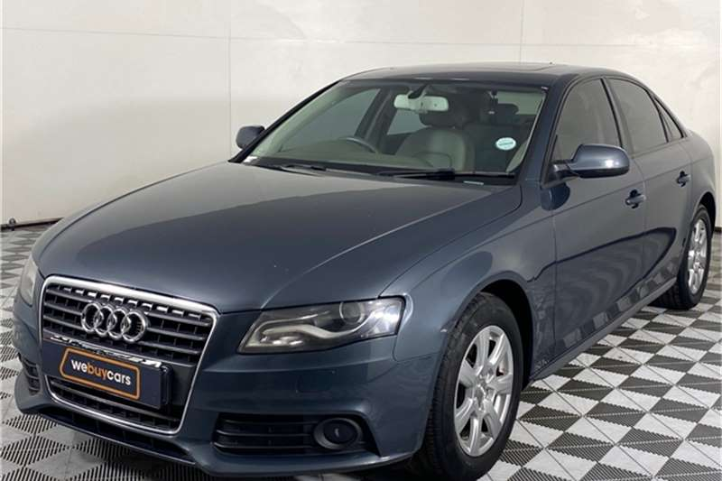 2009 Audi A4 A4 1.8T Attraction multitronic
