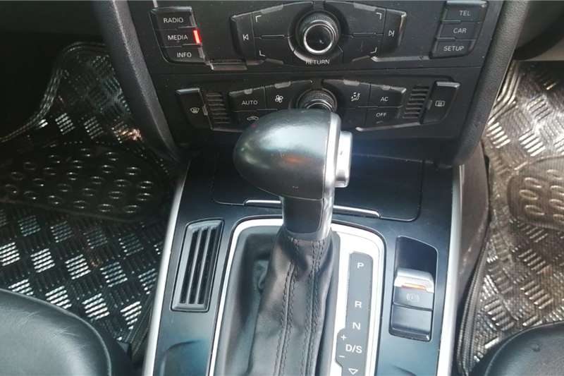 Used 2010 Audi A4 1.8T Attraction multitronic
